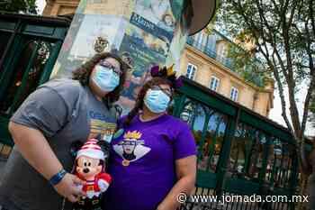 Opcional, el uso de cubrebocas en Disney World Florida - La Jornada