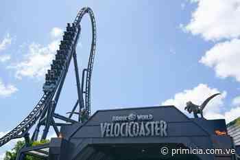 Inauguran la montaña rusa más alta de la Florida - Diario Primicia - primicia.com.ve