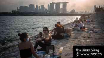 Singapur will mit Covid-19 leben lernen