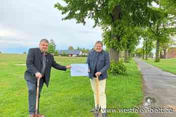 Attraktive Bauplätze: Stemwede hat sie - Westfalen-Blatt