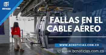 Sigue sin funcionamiento la línea Cámbulos- Villamaría del Cable Aéreo - BC NOTICIAS - BC Noticias