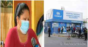 Mujer que sufrió por error la amputación de sus manos y pies pide que se cumpla sentencia judicial - Diario Correo