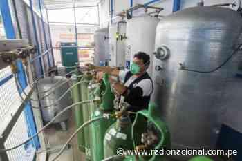 Callao: Activan dos nuevas plantas de oxígeno medicinal - Radio Nacional del Perú