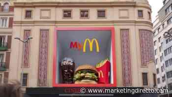 McDonald's convierte su app en un valioso tesoro gracias al 3D de Callao City Lights - MarketingDirecto