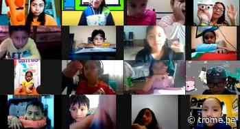 Callao: Capacitan a cinco mil niños y adultos mayores en Seguridad Vial - Diario Trome