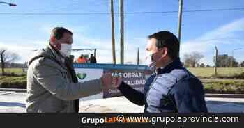 """Intendente Watson: """"Proyectamos un Florencio Varela industrializado"""" - Grupo La Provincia"""