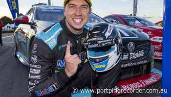 Mostert seeks Supercars title with WAU - The Recorder