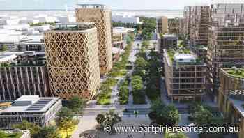 Work on Sydney's third city starting 2021 - The Recorder