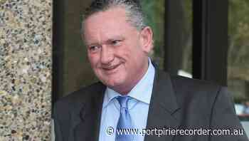 NT police seek Dank's extradition from Vic - The Recorder