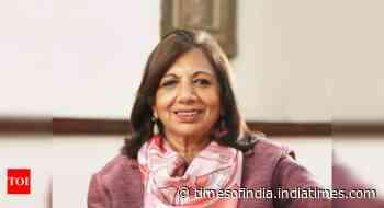 Covid-19 has created an 'ecosystem' of innovation in India: Kiran Mazumdar-Shaw