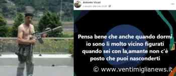 Femminicidio a Ventimiglia, chiari segni della tragedia poi avvenuta - Ventimiglia News