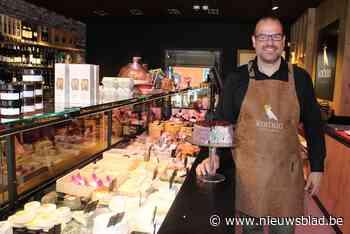 """Kaasmeester Karl Bolle (47) maakt opvallende carrièreswitch in Wemmel: """"Kaas is kunst en vooral ook passie"""""""