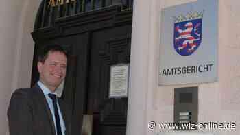 Robert Winter ist neuer Direktor des Amtsgerichts in Korbach - wlz-online.de