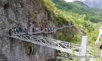 Las pasarelas de Panticosa, la nueva actividad veraniega del valle de Tena - nieveaventura.com