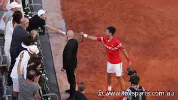 Tennis world erupts over 'disgraceful' Novak Djokovic viral video twist