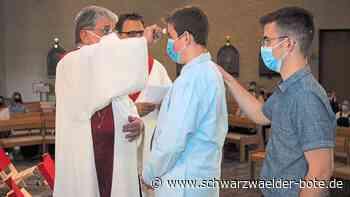 Firmung in Bösingen - 14 junge Christen erneuern Taufversprechen - Schwarzwälder Bote