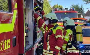 Rottweil: Vermeintlicher Brand in der Legionstraße - Neue Rottweiler Zeitung online