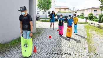 Spieleaktion in Rottweil - Für Kinder und Jugendliche am Samstag - Schwarzwälder Bote
