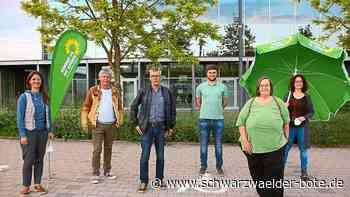 Sonja Rajsp wieder im Vorstand - Aufbruchsstimmung bei den Grünen im Kreis Rottweil - Schwarzwälder Bote