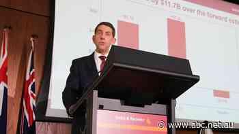 Queensland Treasurer forecasts budget surplus within next four years