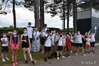 Bernay. Les écoliers de plusieurs établissements de l'Intercom ont participé à un triathlon - actu.fr