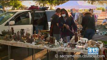 Sacramento Antique Faire Returns To New Location At Sleep Train Arena - CBS Sacramento