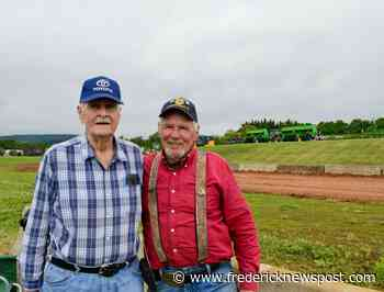 Antique tractors put to the test in annual competition in Frederick - Frederick News Post