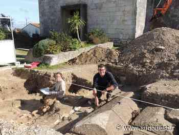 Royan : Deux rendez-vous encore accessibles pour les journées européennes de l'archéologie - Sud Ouest