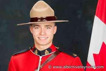 Pair charged in Saskatchewan Mountie's death make first court appearance - Alberni Valley News