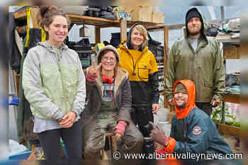 Growing hope, through farming and community building - Alberni Valley News