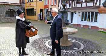 Bernkastel-Kues: Bürgermeister von der Mosel als Filmstar in Image-Video - Trierischer Volksfreund