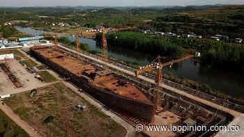 Vuelve el Titanic, en los confines de China | Noticias de Norte de Santander, Colombia y el mundo - La Opinión Cúcuta