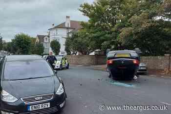 Drink-driver Frank Graham jailed for Eastbourne 'acid attack'