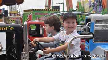 GALLERY: Kids rides in full swing at the Mackay Show - Daily Mercury