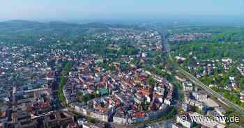 Tischtennis, Sandkasten, Kletterspaß: Altstadt wird auf links gedreht - Neue Westfälische