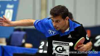 Tischtennis Regionalliga West geht mit den bekannten zehn Teams in die neue Saison - come-on.de