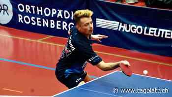 Tischtennis: Der TTC Wil scheidet im Halbfinal gegen Lancy aus - St.Galler Tagblatt