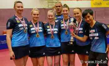 4:2 nach 0:2 - Froschberg gewann Tischtennis-Finale in Villach - Tips - Total Regional