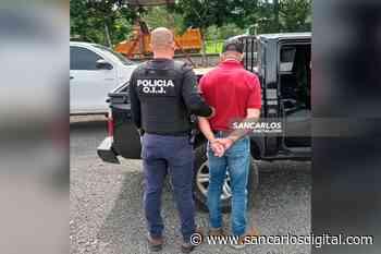 Un detenido y un allanamiento en San Carlos por caso CONAVI | SanCarlosDigital.com - San Carlos Digital