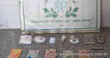 Falló el truco de la axila: detienen en San Carlos a mendocina que escondía cocaína - DIARIO DE CUYO