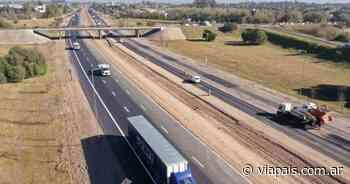 Circunvalación: habilitaron el tercer carril entre camino a San Carlos y el puente Cerveceros - Vía País
