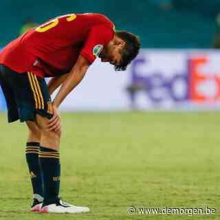 Live - EK voetbal. Spanje morst met kansen en komt tegen stug Zweden niet verder dan 0-0