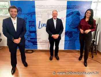 Mundo Business: Ricardo Frizera conversa com o prefeito de Linhares, Guerino Zanon - Folha Vitória
