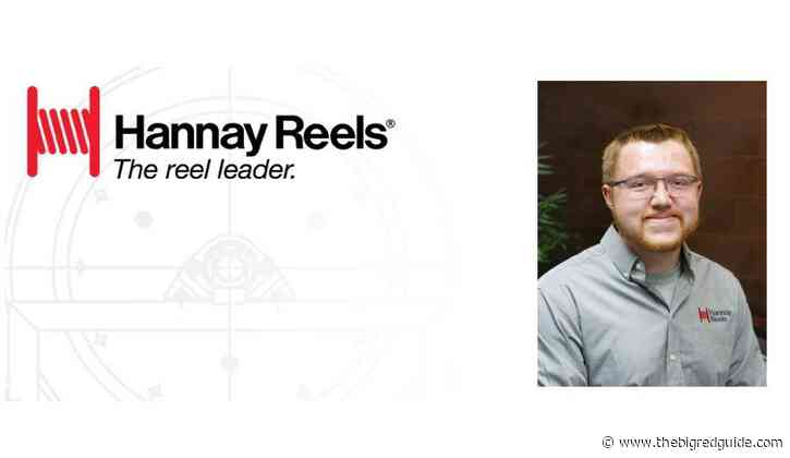 Hannay Reels Appoints New CAD Drafter/Designer