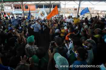 Juan Guaidó desde Puerto Cabello: Acuerdo de Salvación Nacional incluye a todos los venezolanos - El Carabobeño