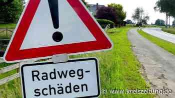 ADFC kritisiert Radwege in Twistringen - kreiszeitung.de