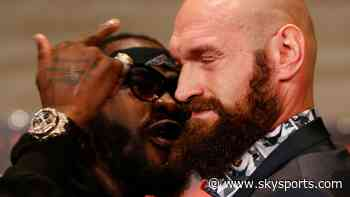 Fury and Wilder face to face – expect mind games!