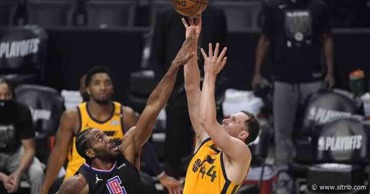 Utah Jazz's defense falls apart, as Clippers even series 2-2 heading back to Salt Lake City