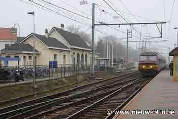 Nachtwerk aan spoorlijn 12 tot midden juni - Het Nieuwsblad