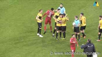 Pokalderby: Alemannia siegt gegen Wegberg-Beeck mit 1:0 - Aachener Zeitung